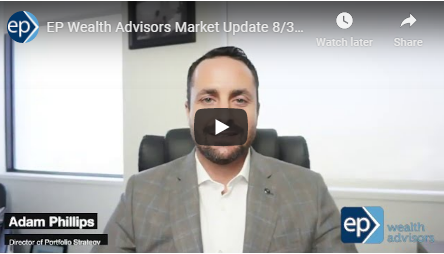 Informed Investor Market Update Aug 4 2020 | EP Wealth Advisors
