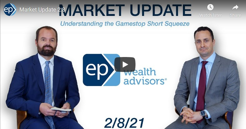Stimulus Package Update and the Fall of Gamestop - Informed Investor Market Update February 8