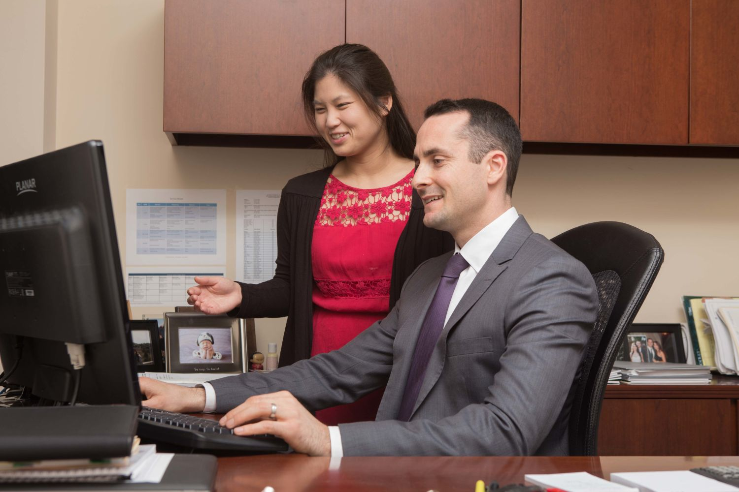 Financial Advisor Chartered Financial Analyst and Certified Financial Planner