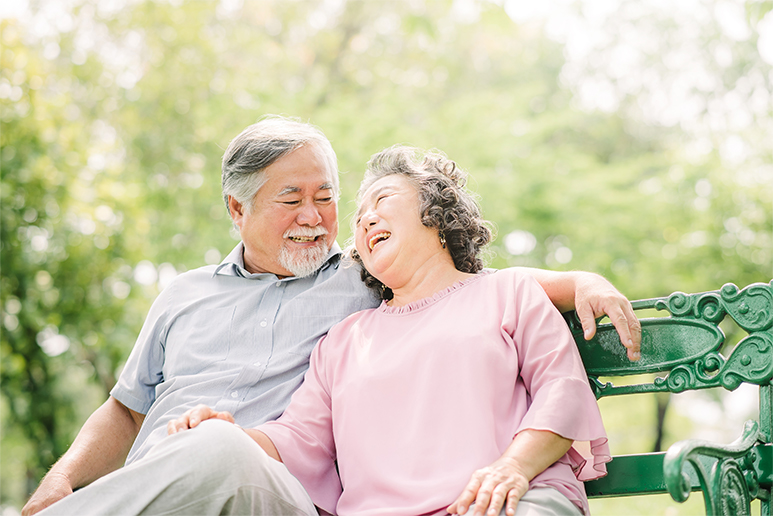 The Four Main Considerations for Aging in Place