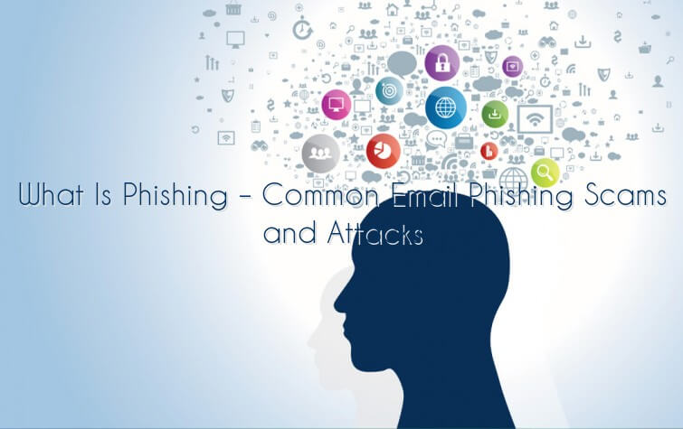 What Is Phishing - Common Email Phishing Scams and Attacks