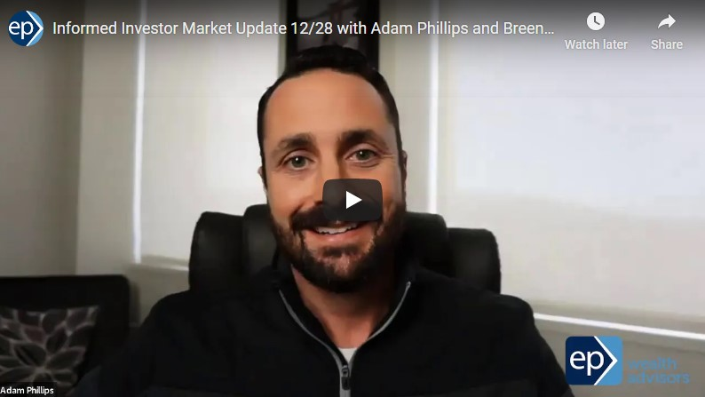 Informed Investor Market Update December 28th, 2020 - End of Year Review
