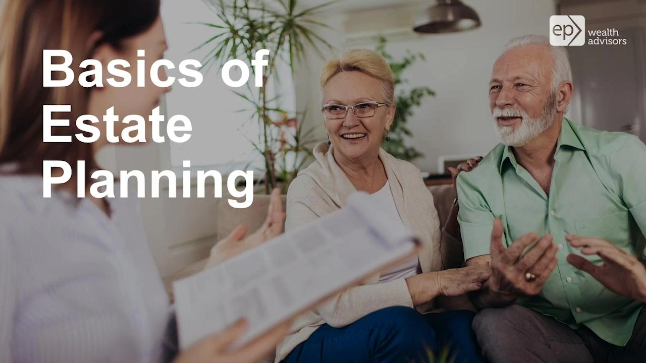 Basics of Estate Planning Workshop-thumb